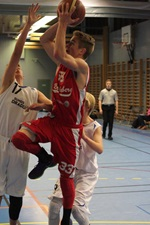 Blackeberg Basket Cup 2015